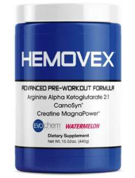 hemovex pre workout review