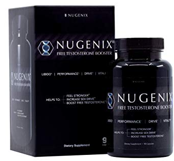 nugenix testosterone booster at gnc