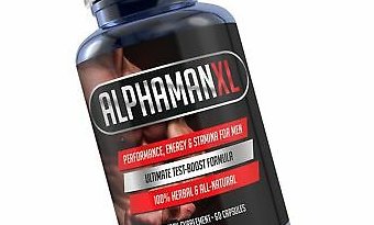 alphaman xl review