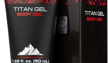 titan gel review