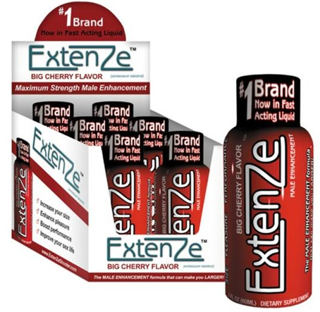 extenze shooter