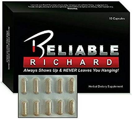 reliable richard ed pills