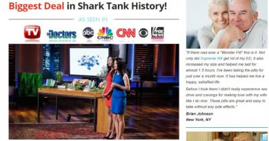 shark tank testosterone pills scam episode