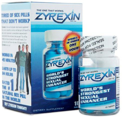 zyrexin review