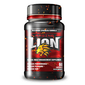 raging lion pills